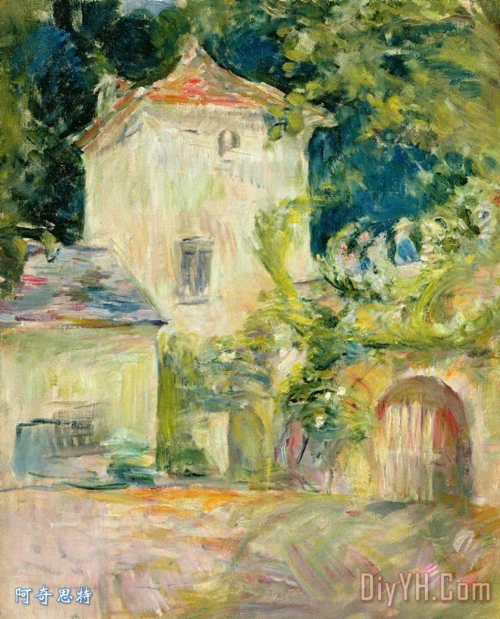 鸽舍的酒庄杜梅尼尔 - 贝尔特·莫里索鸽舍的酒庄杜梅尼尔装饰画