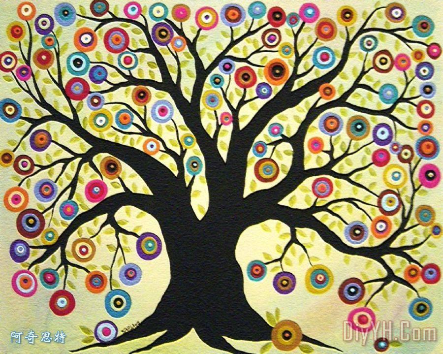 生命之树 - 生命之树装饰画