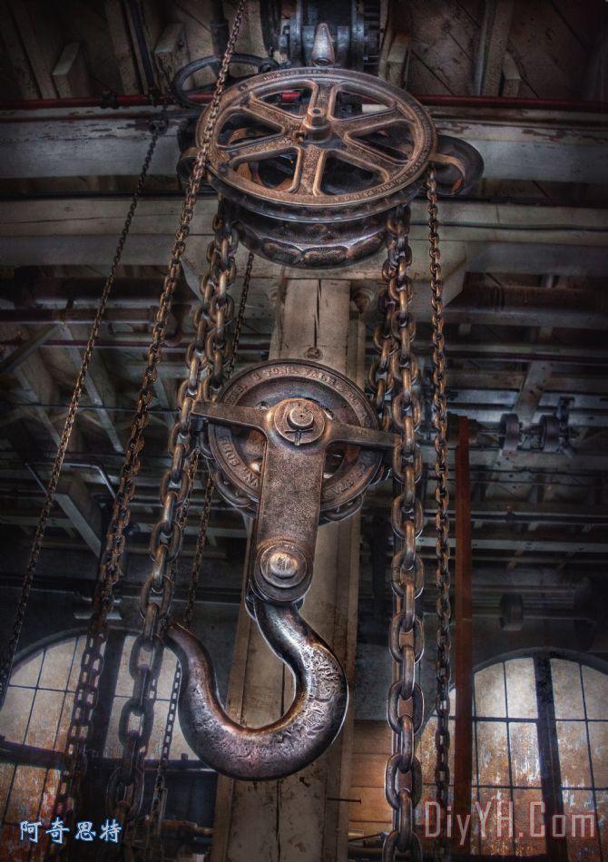 蒸汽朋克 - 工业实力装饰画
