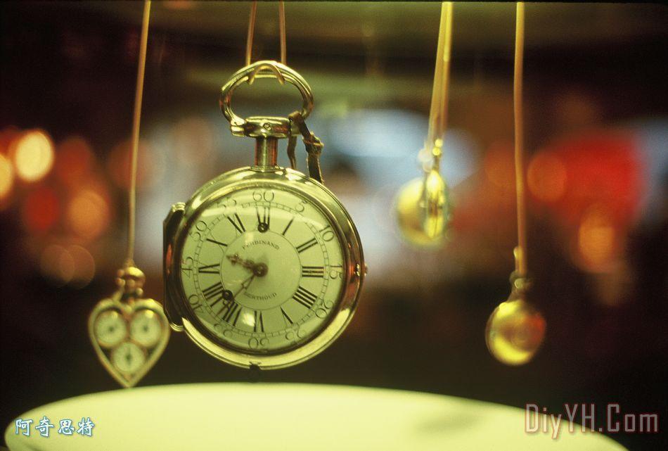 看着手表 - 看着手表装饰画