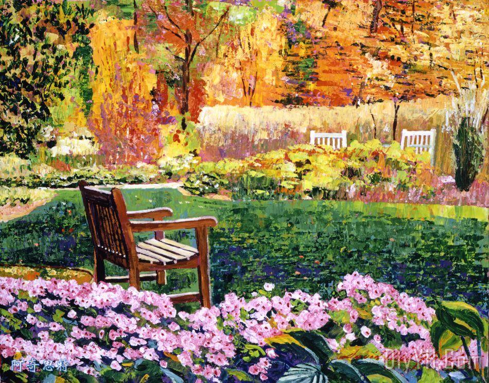 风景 花园 印象派的 调色刀  相关分类:风景美克美家欧式风格简欧风格